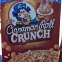 Cinnamon Roll Crunch Capn Crunch