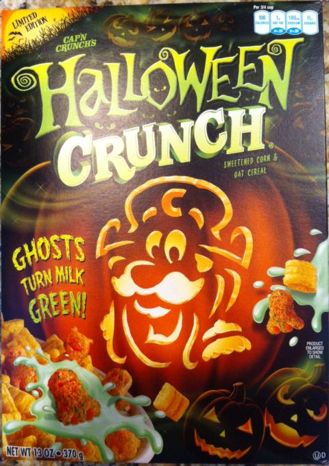 Halloween Crunch CapN Crunch