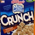 Mini Wheats Crunch Brown Sugar