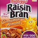 Raisin Bran Cinnamon Almond