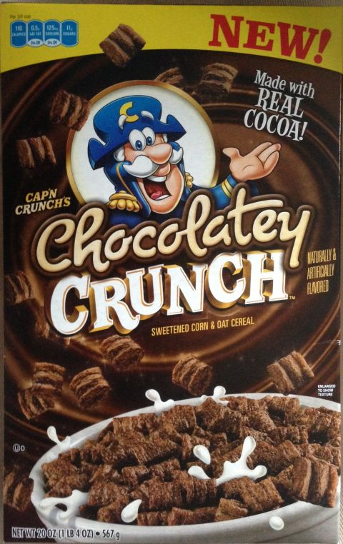 Chocolatey Crunch - Capn Crunch